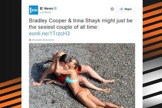 L'estate hot di Irina Shayk e Bradley Cooper, un amore da copertina (FOTO)