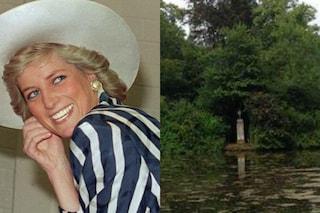 """A 18 anni dalla morte, la tomba di Lady Diana è coperta dal verde: """"È tornata alla natura"""""""