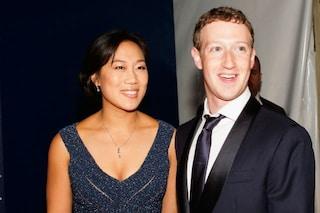 Priscilla Zuckerberg sarà madre dopo 3 aborti, ecco la gioia di chi crede nella maternità