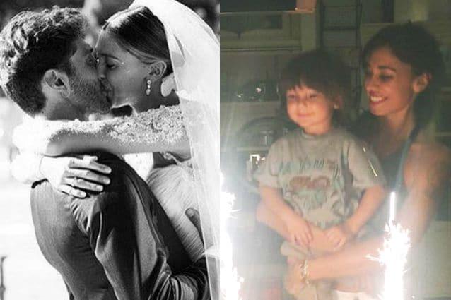 Anniversari Matrimonio Belen.Belen Rodriguez Festeggia Il Compleanno E Due Anni Di Matrimonio