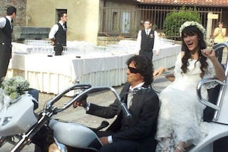 Le foto del matrimonio di Elisa e Andrea Rigonat, quanti vip a Grado