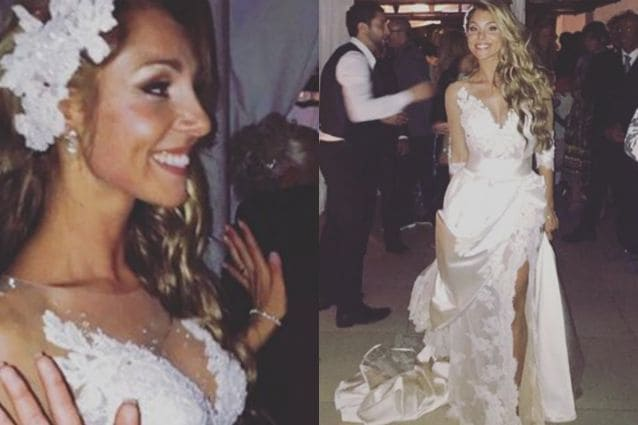 """d0e12d32b398 Si è sposata ieri alla presenza di numerosi ex compagni d avventura la  ballerina di """"Amici"""" Susy Fuccillo. Ex """"protetta"""" di Garrison"""