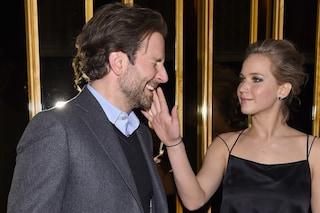 """Bradley Cooper rivela: """"Non andrei mai a letto con Jennifer Lawrence"""""""