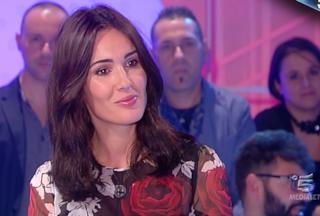 """Silvia Toffanin torna in tv dopo il parto: """"In perfetta forma, ma poco naturale"""""""
