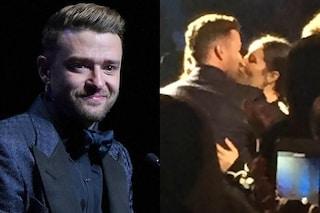 """Justin Timberlake commosso a Jessica Biel: """"Ti amo più di quanto possa esprimere"""""""