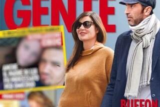 Fiocco a sorpresa per Buffon e la D'Amico: nessuna bambina, avranno un altro maschio