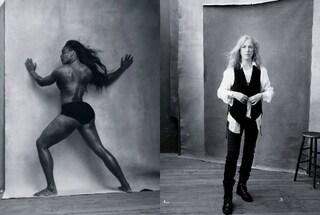 Calendario Pirelli 2016, Serena Williams e Patti Smith muse dell'addio al nudo