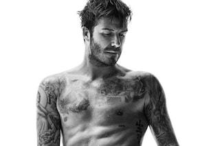 David Beckham non passa mai di moda, è lui l'uomo più sexy del mondo 2015