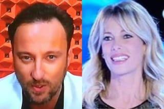"""Gf, Facchinetti: """"Con Alessia c'è equilibrio, Mia non sarà vittima dei nostri errori"""""""