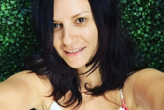 Laura Pausini senza trucco, ecco la versione acqua e sapone su Instagram