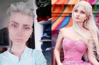 """Andressa Damiani è la Barbie che non ha fatto interventi chirurgici: """"Spavento le persone"""""""