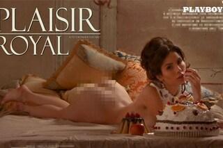Chiara Arrighi nuda per Playboy: è la stella hot di Paolo Virzì