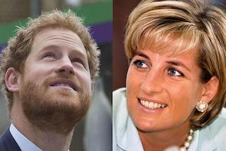 """Il Natale del principe Harry ricordando sua madre Diana: """"Aiutava chi era in difficoltà"""""""
