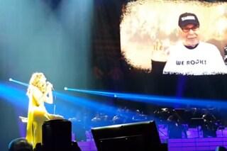L'ultimo struggente omaggio di Celine Dion al marito René Angélil (VIDEO)