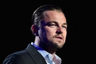 """Leonardo DiCaprio: """"Ho rischiato di morire in aereo per un motore andato in fiamme"""""""