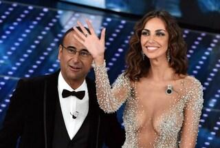 """Madalina Ghenea in lacrime dopo la fine di Sanremo: """"Non vorrei andarmene"""""""