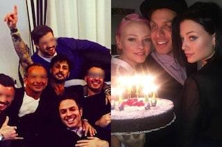 Silvia Provvedi e Fabrizio Corona insieme, spuntano le foto ad un party a sorpresa