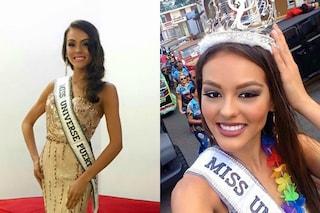 """Miss Universo Porto Rico 2016 ha perso il titolo: """"Ha detto di non amare le telecamere"""""""