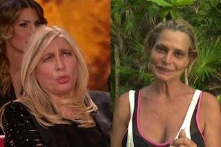 """Mara Venier: """"Non volevo che Simona Ventura andasse sull'Isola, ma lei voleva farla"""""""