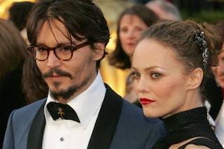 """Vanessa Paradis: """"Johnny Depp non è violento, le accuse di Amber Heard sono oltraggiose"""""""