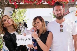 """Serena Garitta difende la D'Urso: """"Può pubblicare foto di mio figlio, ha il mio consenso"""""""