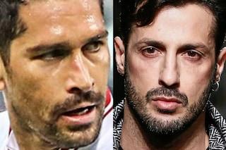 """Fabrizio Corona e Marco Borriello, incontro """"di fuoco"""" al ristorante tra gli ex di Belen"""