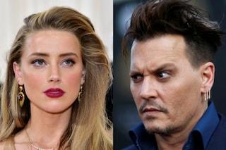 """Amber Heard chiama la polizia: """"Johnny Depp sta portando via degli oggetti da casa nostra"""""""