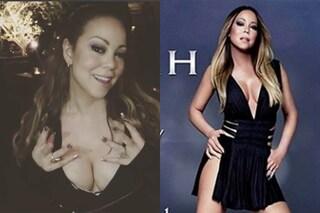 "Mariah Carey è troppo grassa, vuole mettersi a dieta per le nozze: ""Tornerò come prima"""