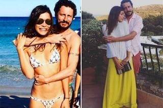 Luca Bizzarri e Ludovica Frasca in vacanza in Sardegna: ecco l'estate dei due innamorati