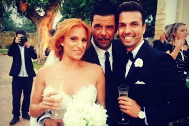 Alessandra Tripoli Si E Sposata Salvo Sottile E Il Cast Di Ballando Con Le Stelle A Nozze