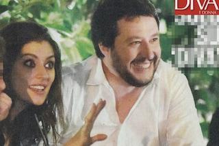 """Elisa Isoardi: """"Io e Matteo Salvini non pensiamo al matrimonio, né a un figlio"""""""