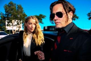 Johnny Depp chiede di 'secretare' il divorzio ma Amber Heard si sarebbe opposta
