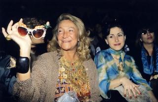 """Addio a Marta Marzotto, l'ultimo saluto dei vip: """"Donna unica, solare e dolce"""""""