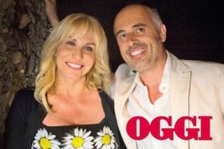 """Antonella Clerici: """"Io e Vittorio Garrone stiamo insieme, la vita ricomincia a 50 anni"""""""
