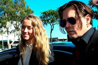 Accordo tra Johnny Depp e Amber Heard: all'attrice vanno 7 milioni di dollari