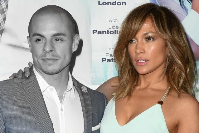Parliamo stavolta di Jennifer Lopez e Casper Smart 72740f72239