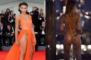 """Chiara Ferragni come Giulia Salemi, nude look e lato b """"hot"""" a New York"""