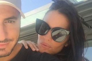 """Antonella Mosetti e Gennaro non si sono lasciati, parla Salerno: """"Stiamo insieme"""""""