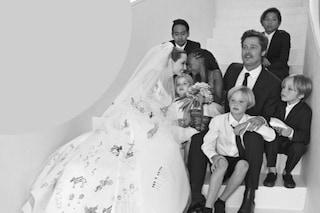 Angelina Jolie ha la custodia esclusiva dei figli, permesse le visite di Brad Pitt