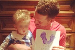 Il figlio di Michael Bublé ha il cancro, il piccolo Noah ha solo 3 anni