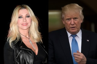 """Paola Ferrari: """"Conosco Donald Trump, ma non mi ha corteggiato. Non sono il suo tipo"""""""