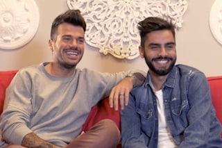 """Claudio e Mario dopo la scelta: """"Per ora rapporto a distanza, poi semmai la convivenza"""""""