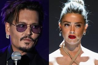 Johnny Depp e Amber Heard divorziano ufficialmente: ad Amber 7 milioni di dollari e i cani
