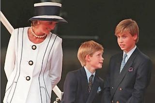 Il rituale con cui William e Harry ricordano ogni anno Lady Diana nel giorno della sua morte