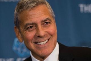 George Clooney vorrebbe lanciarsi nel business del pecorino sardo