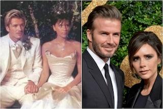 David Beckham e Victoria si sono risposati in segreto