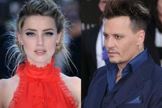 """Divorzio tra Johnny Depp e Amber Heard: """"Lei non vuole divorziare, vuole solo visibilità"""""""