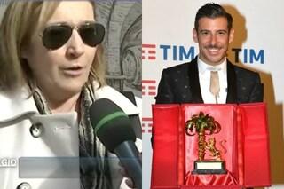"""La madre di Francesco Gabbani: """"La vittoria a Sanremo 2017 dopo delusioni e porte chiuse"""""""