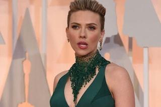 """Scarlett Johansson: """"Essere monogami non è naturale"""""""
