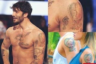 Stefano De Martino sta cancellando il tatuaggio dedicato a Belén